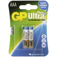 Батарейка LR03 GP Ultra Plus 24AUP BC2