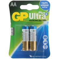 Батарейка LR06 GP Ultra Plus 15AUP CR2