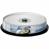 Диск CD-R 700Mb Smart Track 52x Printable/Для печати Cake Box (25шт)