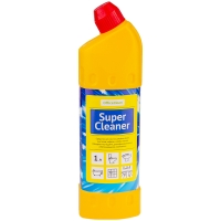 "Средство для туалета OfficeClean ""SuperCleaner"", гель универсальный, 1л"